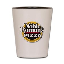 Noble Roman's Logo Shot Glass