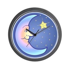 Twinkle Twinkle Little Star Wall Clock