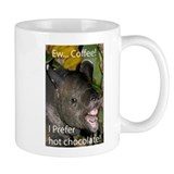 tapir hot chocolate Mug
