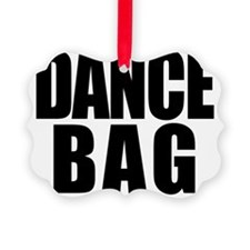 DANCE BAG Picture Ornament