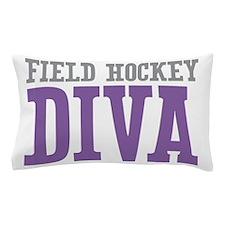Field Hockey DIVA Pillow Case