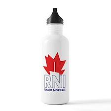 X-RADIO-NOORDZEE-INTL- Water Bottle