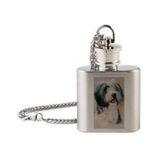 BC Jewel 2 Flask Necklace