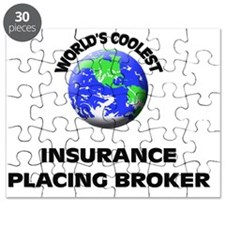 World's Coolest Insurance Placing Broker Puzzle