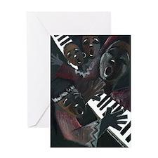 Music Series Greeting Card