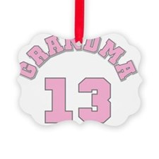 Pik Grandma 13 Ornament