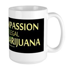 Compassion Medical Marijuana Mug