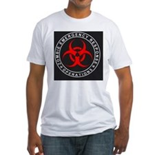 Zombie Emergency Response Operation Shirt