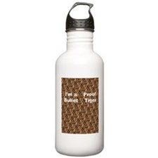 Bullet Proof Tiger Water Bottle