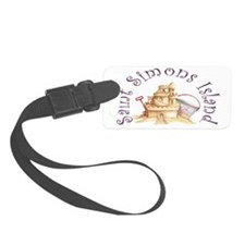 SSI Beach Luggage Tag