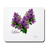 Lilacs Mousepad