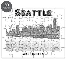 Seattle_10x10_SeattleWaterfront_v1_Black Puzzle