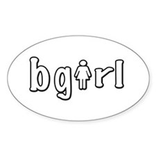 Bgirl Decal
