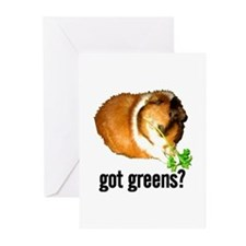 Got Greens Blank Note Cards (Pk of 10)
