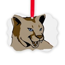 PAU Mascot Ornament