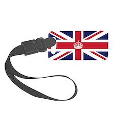Royal British Flag Luggage Tag