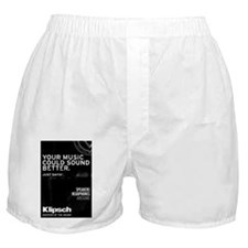 Your Music Could Sound Better Boxer Shorts
