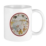 Circle of Life Small Mugs