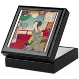 Japanese illustration Keepsake Box