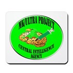 MK/Ultra Project Mousepad
