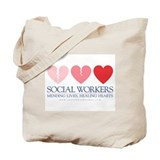Funny Work Tote Bag