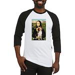 Mona's Beagle #1 Baseball Jersey