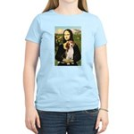 Mona's Beagle #1 Women's Light T-Shirt