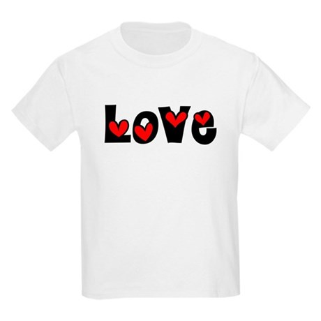 Love Kids Light T-Shirt