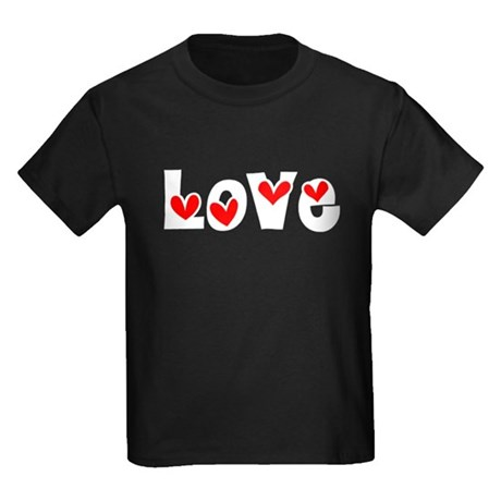 Love Kids Dark T-Shirt