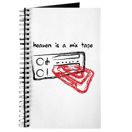 Heaven Is A Mix Tape Journal