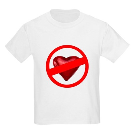 No Love Kids Light T-Shirt