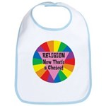 RELIGION CHOICE Bib