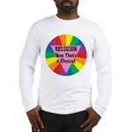 RELIGION CHOICE Long Sleeve T-Shirt