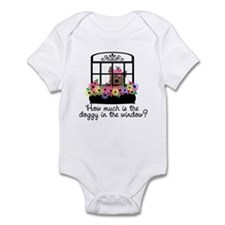 How much is doggy? Baby/Toddler Bodysuit