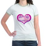 Have a Heart Women's Ringer T-Shirt