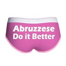Abruzzese Women's Boy Brief
