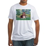 Lily Bridge Basset Fitted T-Shirt