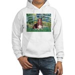 Lily Bridge Basset Hooded Sweatshirt