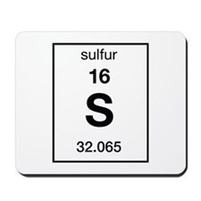 Sulfur Mousepad