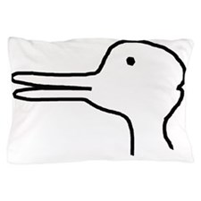 duckrabbit Pillow Case