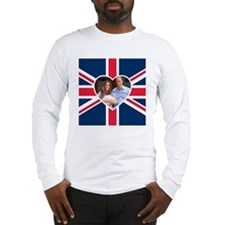 Royal Baby - William  Kate Long Sleeve T-Shirt