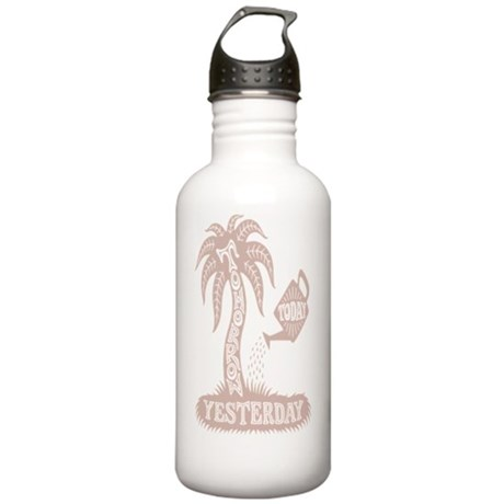 past-future-2-DKPHN Stainless Water Bottle 1.0L
