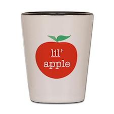 Lil' Apple Shot Glass