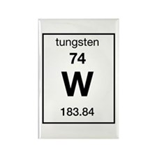 Tungsten Rectangle Magnet