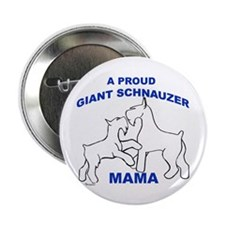 "Cute Pet mom 2.25"" Button (10 pack)"