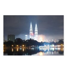 Petronas Twin Towers Postcards (Package of 8)