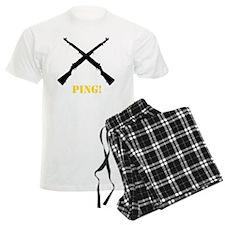 M1 Garand Yellow Pajamas