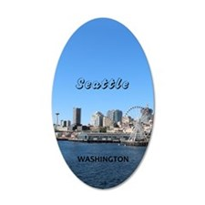 Seattle_2.337 x 4.9_iPhone5C Wall Decal
