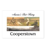 ABH Cooperstown Postcards (Package of 8)