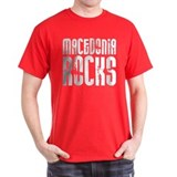 Macedonia Rocks T-Shirt